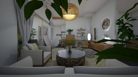 Nature_living room4 - Living room  - by lovasemoke