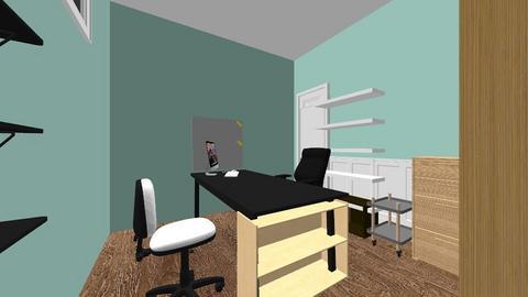Craft Dungeon - Office  - by clmclark