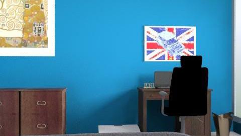 Jellicoe Study - Office - by CamillaShea