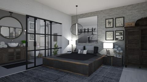 Room - Bedroom  - by Joao M Palla