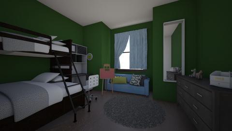 kids room - Kids room  - by hf243119