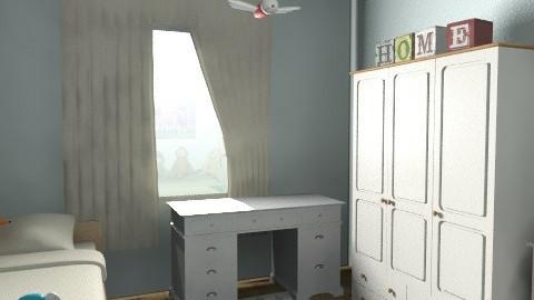 Cili76 2 Gyerek szobája 2 - Minimal - Kids room  - by Vargn Nagy Ceclia