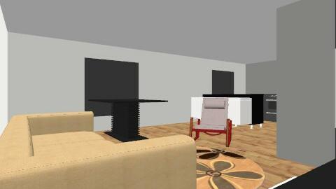 huisk - Retro - Living room  - by xanox