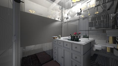 Sylwia i Tomek 17 - Bathroom  - by Joanna88