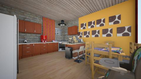 eeefrfd - Minimal - Kitchen  - by Ritus13