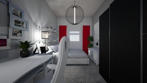 fhfhghf - Modern - Bedroom  - by Hitman_7996