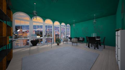 livingroom  part 1 - Modern - by vladiari