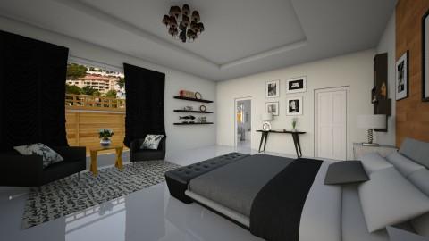 suite full  - Modern - Bedroom - by Nkanyezi Nhezi Gumede