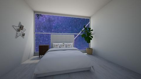star sky - Bedroom  - by skateboredgirl