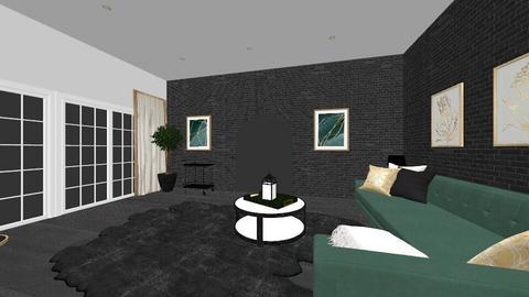 Living_Room_1 - Living room  - by 22mallomcke