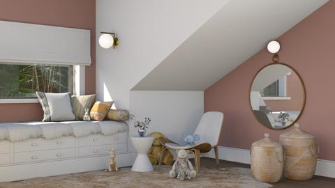 Nursery - Modern - Kids room  - by Claudia Correia