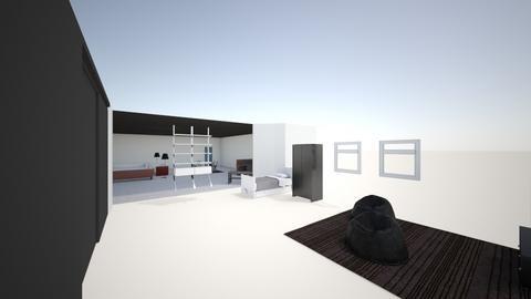 Morden - Modern - Living room  - by CheekyDD