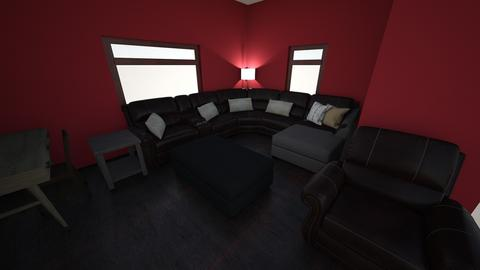 Current projection - Living room  - by Alex1092flames