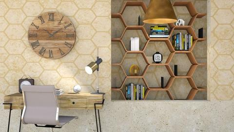 Bee Office - Office  - by SouthernDeco