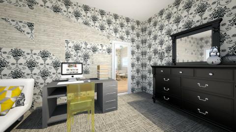 Modern Apartment - Modern - Bedroom - by GenieBelliz
