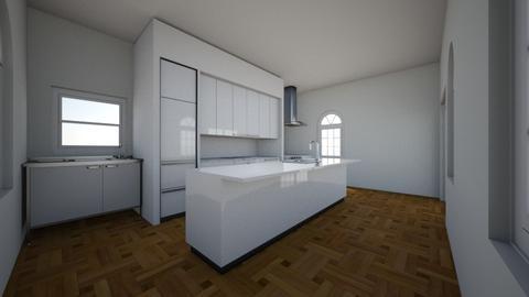Kitchen Design Project - Kitchen  - by Mason Dingus