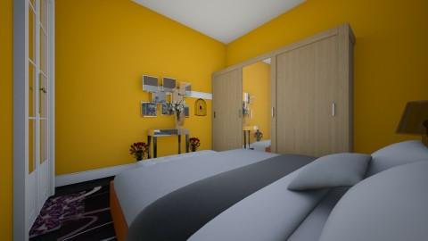 BEDROOM - by shivani dobhal