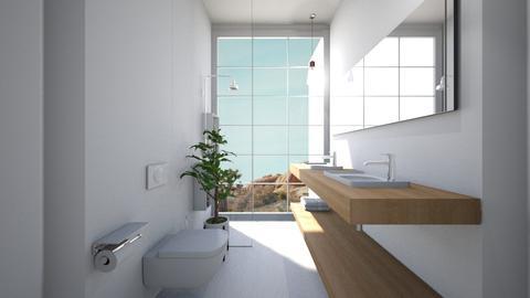 Casa164Bathroom - Rustic - Bathroom - by nickynunes