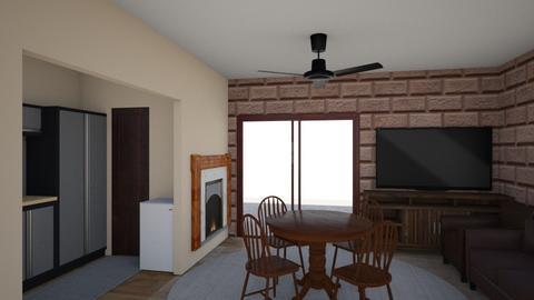 Nappali2 - Living room  - by Frezzy1967