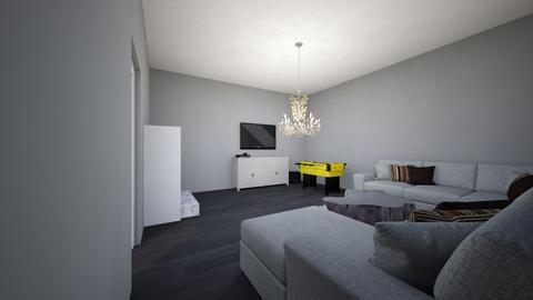 Living Room - Modern - Living room  - by charlotteeichman2007