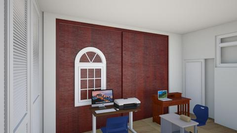 Kantor - Minimal - Office  - by hanahyus05