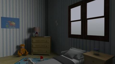 Fireflies - Classic - Kids room  - by AgentKnopf