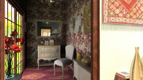 HA2 - Classic - Living room  - by milyca8