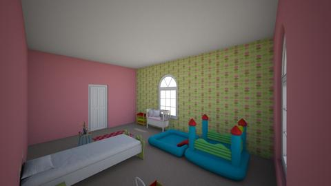 new baby  - Kids room  - by cookie123go123