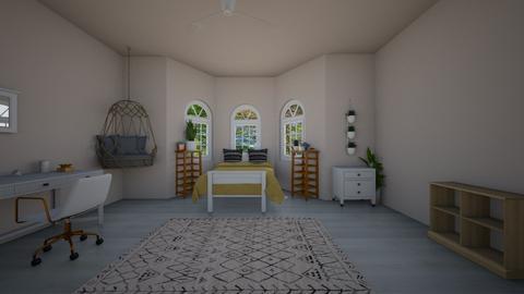 my room in real life - Bedroom  - by MillieBB_fan