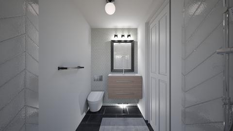 Downstairs Bathroom - Bathroom  - by smshah79