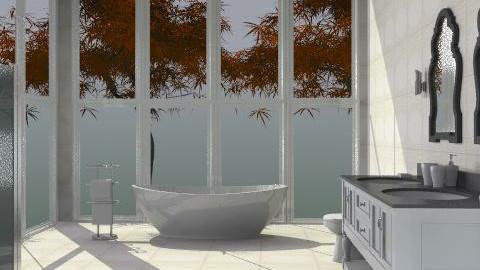 bath la la spa!!!!!! - Glamour - Bathroom  - by thankgod