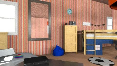 kids room - Modern - Kids room  - by Ellie Burnside