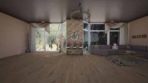 Big window room - by stemarub