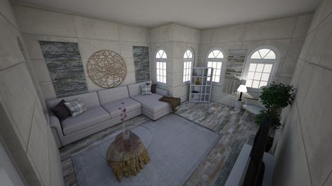 blurry living - Living room  - by skye245