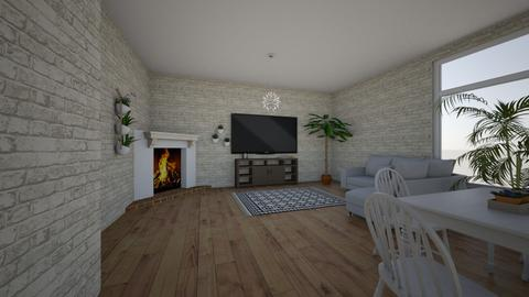 Template 2019 living room - Living room - by emilyhausmann01