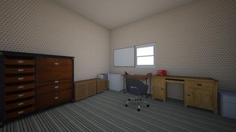 Simple Office - Office  - by BelleOwen