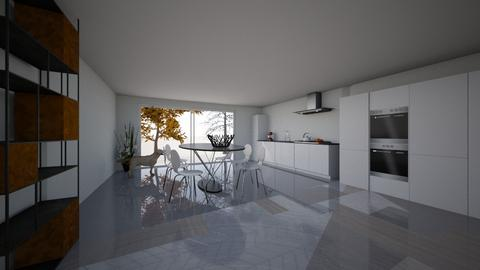 uitbouw_Iris - Kitchen  - by florisvd
