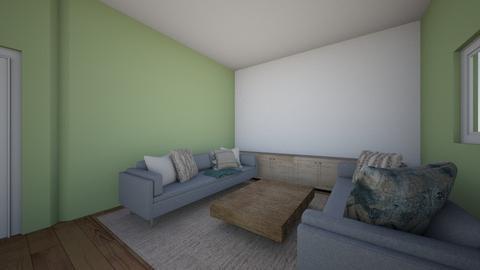 Dnevni boravak - Living room  - by redzicka
