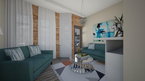 My bedroom apartment Fran - Bedroom - by Nastya Rosmet