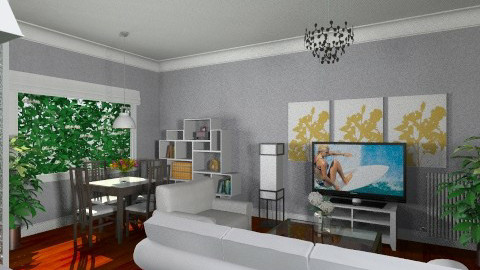 For jessica rose - Eclectic - Living room - by jessica rose1984