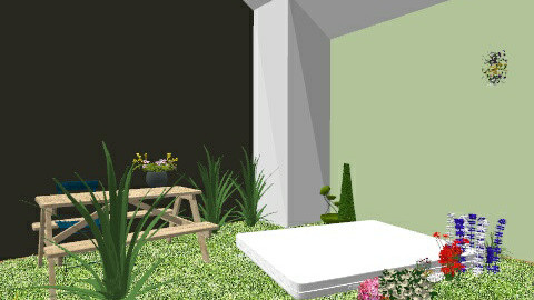 jardin d hiver - Rustic - Garden  - by lorgnospectre