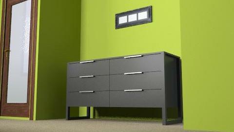 bedroom2 - Modern - Bedroom - by ashley_d