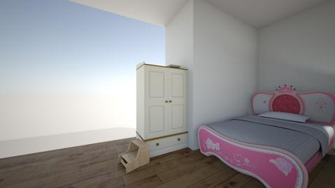 Sarah Houghtalen - Bedroom - by lilg129class