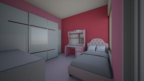 kia room 1 - Kids room  - by vineeta84