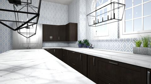oof - Kitchen - by haileyharrisonn