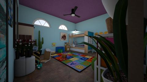 AJS ROOM - Kids room - by AliKaterina