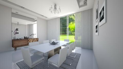 Dinner - Classic - Living room  - by Valeska Stieg
