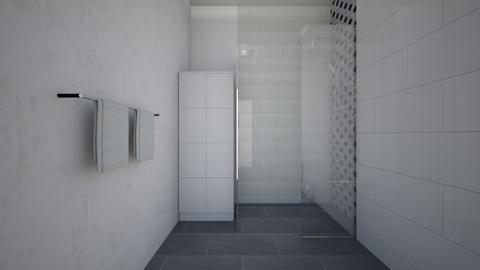 Tose G - Bathroom  - by Flori Santa