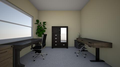 Dining_Office - Office - by katacash