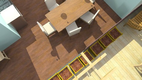 DREAM KITCHEN PLUS PATIO - Rustic - Kitchen  - by apbeagles